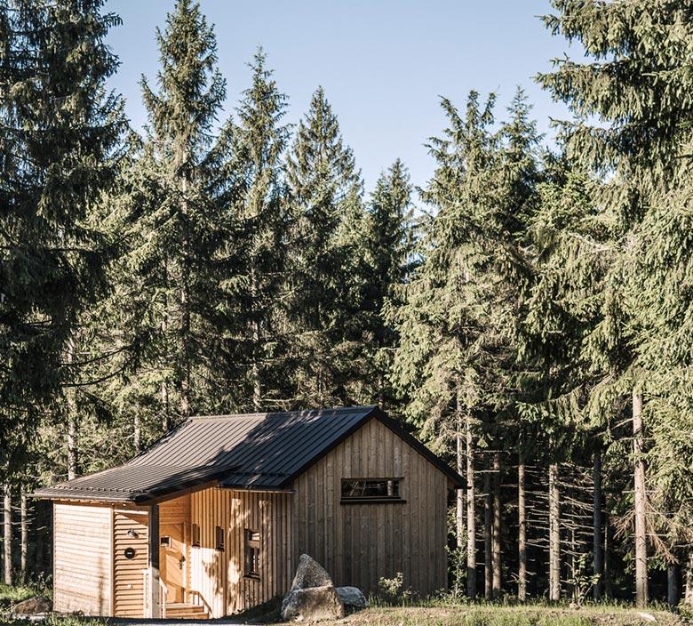 Holzknechthütten