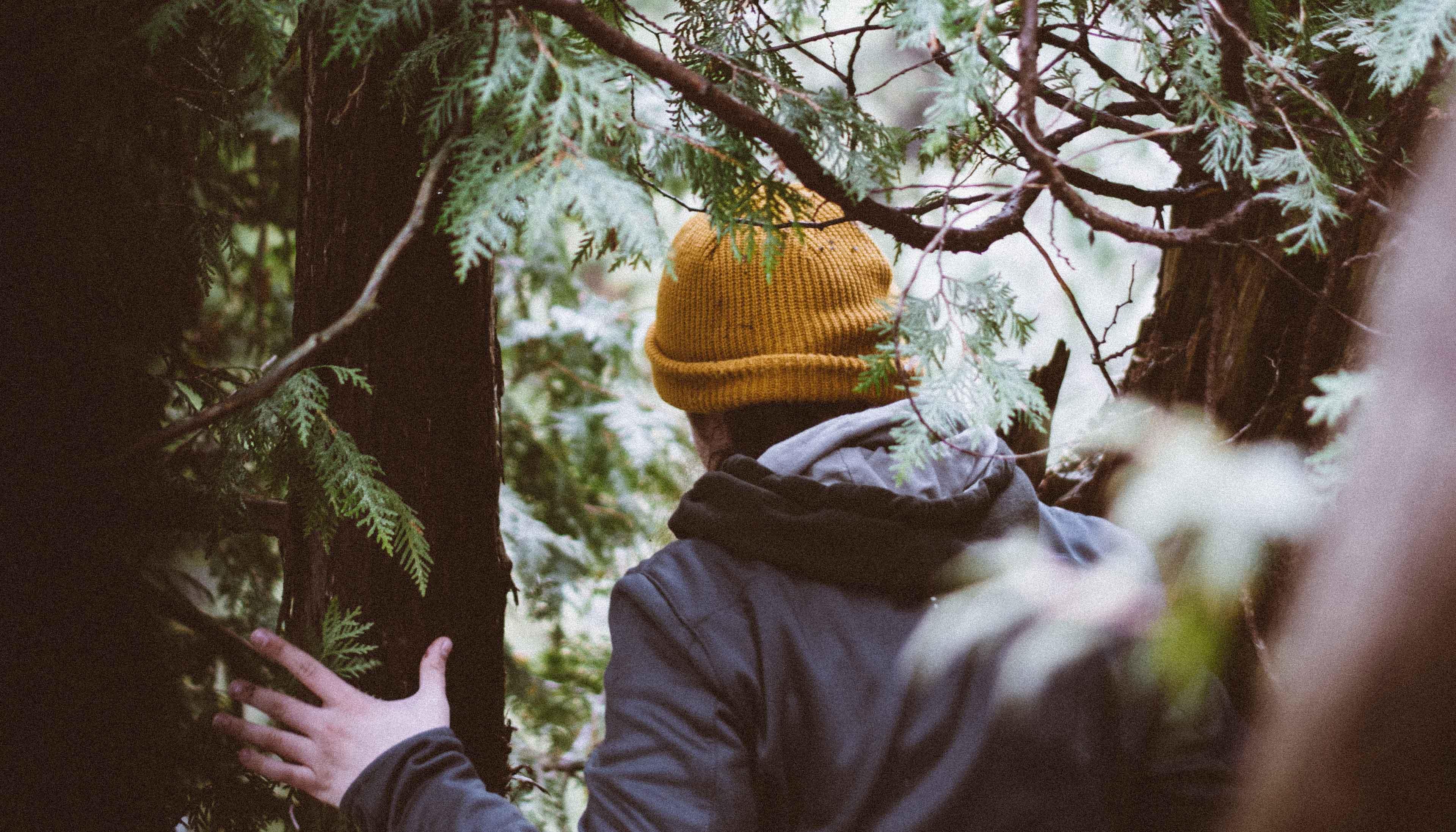 Aktivurlaub im Böhmerwald beim Wandern - Ramenai