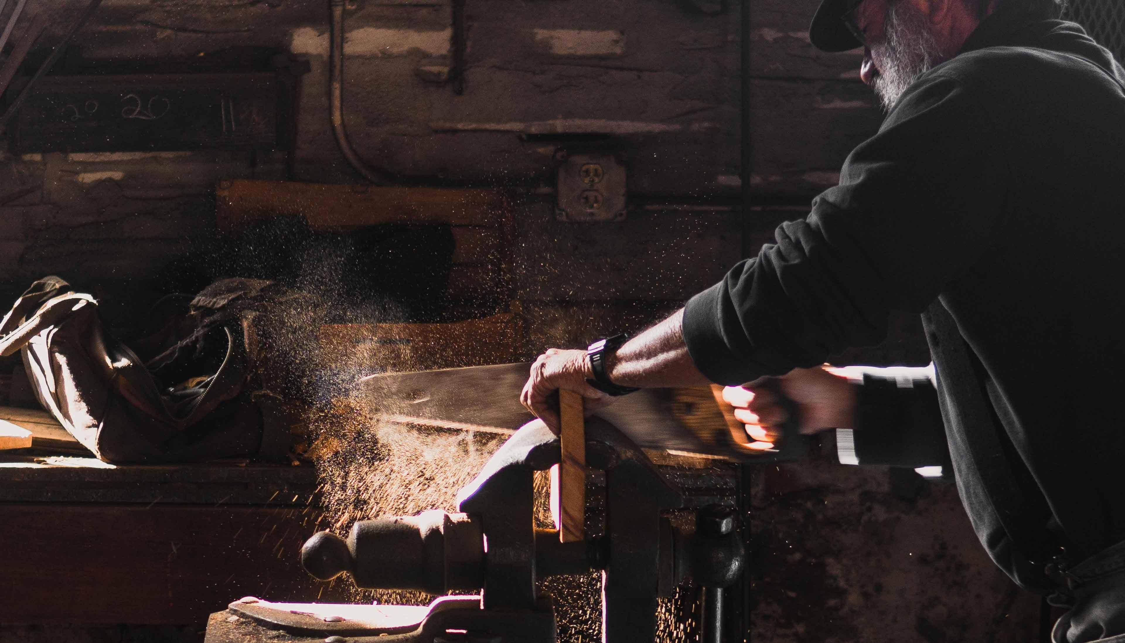 Kultur und Handwerk ist im Böhmerwald fest verwurzelt - Ramenai