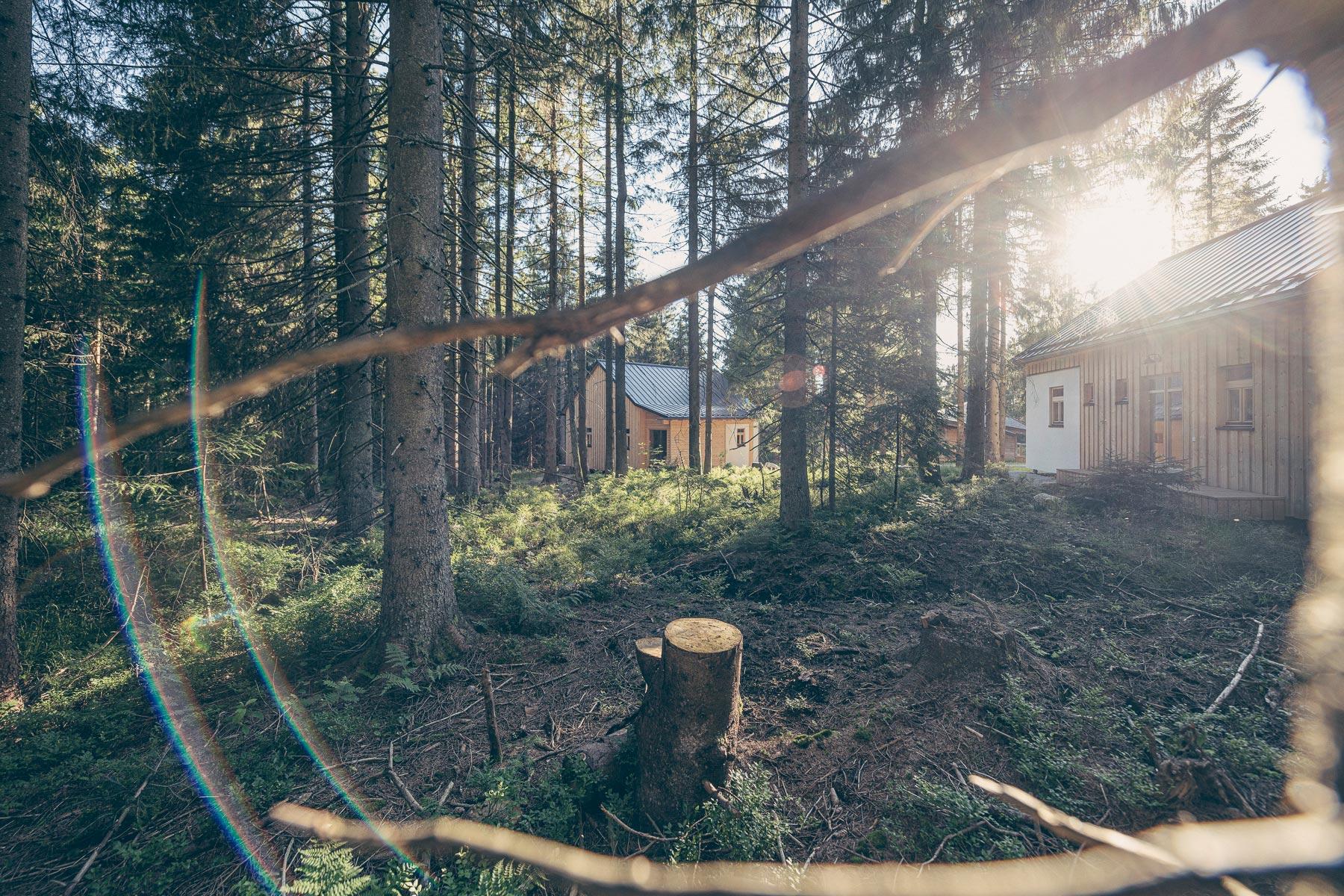 Hüttenurlaub Oberösterreich - Ramenai